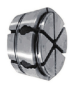 Use collet which conform with DIN6343