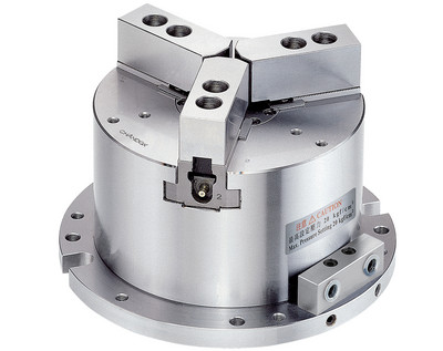 MO - 3-Jaw Hollow Power Chuck Fixtures