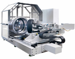 ZWARP Biaxial Wheel Test Machine