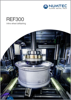 REF300 Inline Wheel Deflashing  Brochure