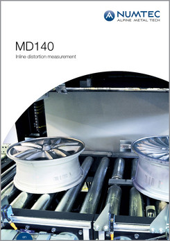 MD140 Inline Distortion Measurement Brochure